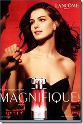 Anne Hathaway Lancôme