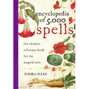 Encyclopedia Of 5000 Spells Cover