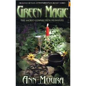 Green Magic The Sacred Connection To Nature Cover