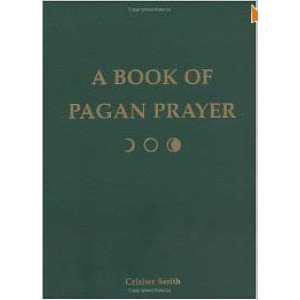A Book Of Pagan Prayer Cover