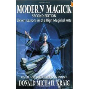 Modern Magick Eleven Lessons In The High Magickal Arts Cover