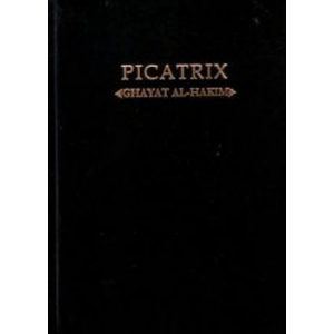 Picatrix In German Cover