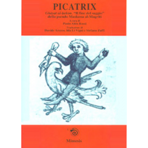 Picatrix First Chapter In Hungarian Cover
