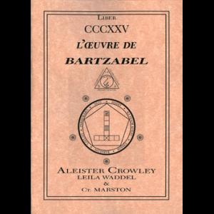 Evocation Of Bartzabel The Spirit Of Mars Cover