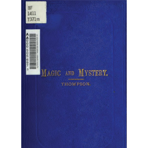 Magic And Mystery A Popular History Cover