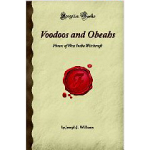 Voodoos And Obeahs Phases Of West India Witchcraft Cover