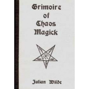 Grimoire Of Chaos Magick Cover