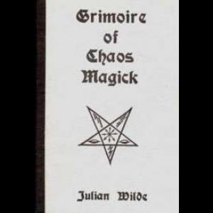 Grimoire Of Chaos Magick Cover