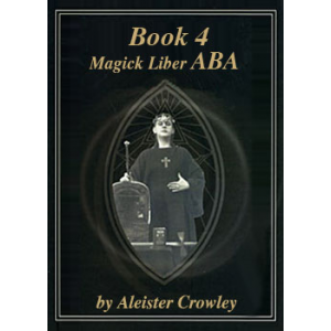 Liber 004 Or Magick Liber Aba Cover