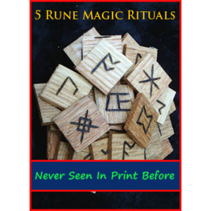 5 Rune Magic Rituals Never Seen In Print Before Cover