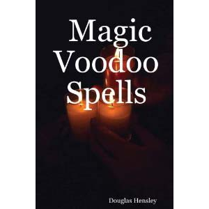 Magic Voodoo Spells Cover