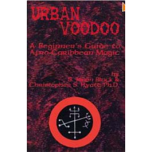 Urban Voodoo A Beginner Guide To Afro Caribbean Magic Cover