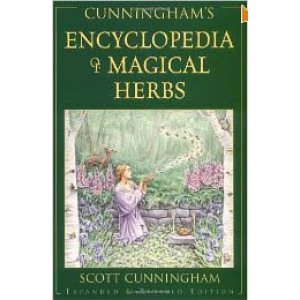 Cunningham Encyclopedia Of Magical Herbs Cover