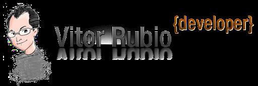 Vitor Rubio Developer - Dicas de programação