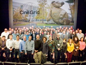 CineGrid 2009