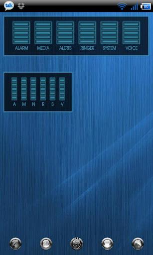 ICS GLOW Audio Manager Skin
