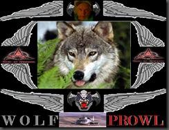 WOLF PROWL HEADER