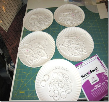 Fusible shapes