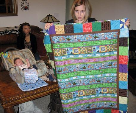 Julie Baby Quilt