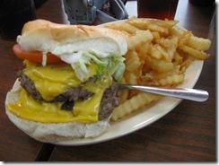 Bells Hamburger and Fries