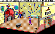 Quest for Glory II - Trial by Fire_5