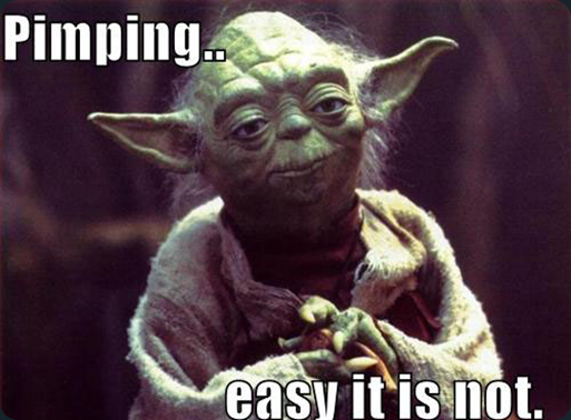 Yoda's Special Message