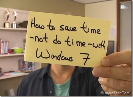 How2saveTimeWin7