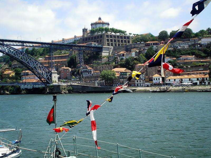 Porto, o Douro e a Ribeira