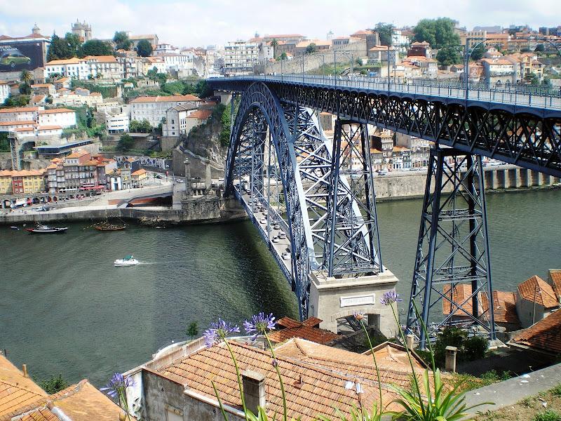 Porto e a Ponte desde Gaia