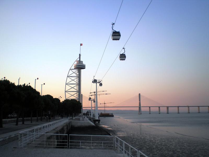 Lisboa Parque das nações