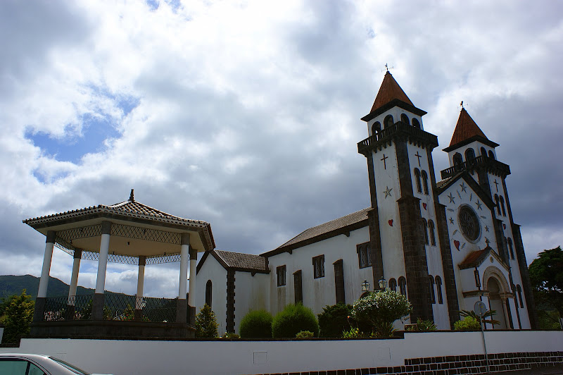 Igreja das Furnas