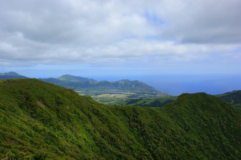 Salto do Cavalo, Miradouro, Açores