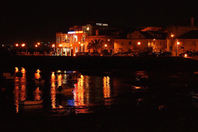 Reflexos nocturnos no Seixal