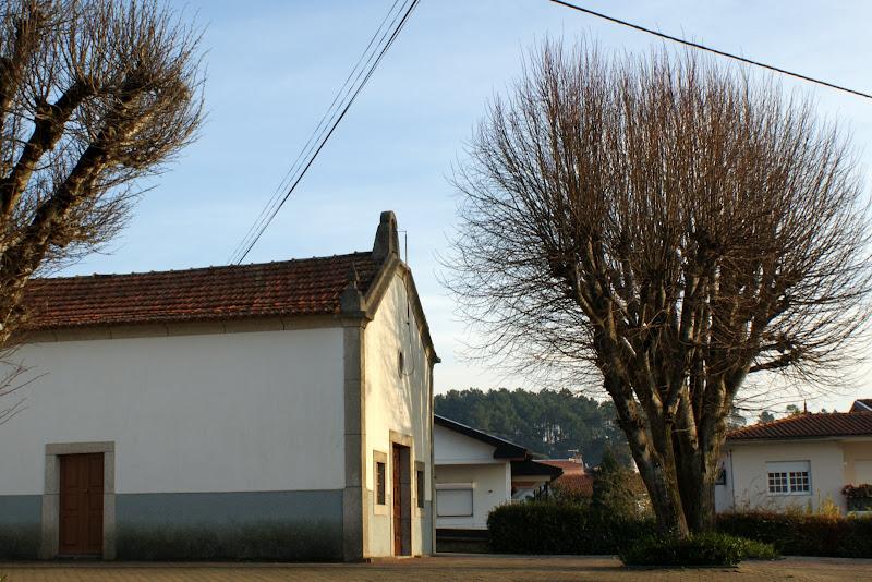A capela do São Lourenço