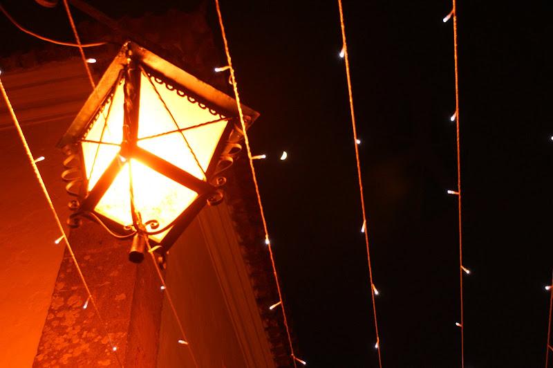 Noite em Óbidos