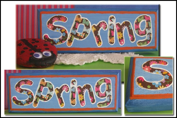Springinspiration