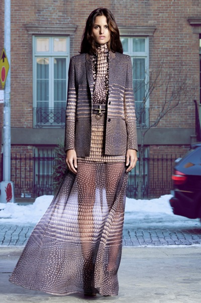 Givenchy Pre-Fall 2011 Slideshow on Style