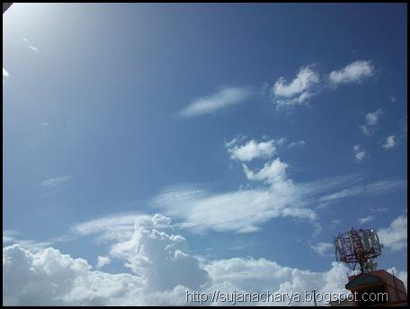 Bright sky 1