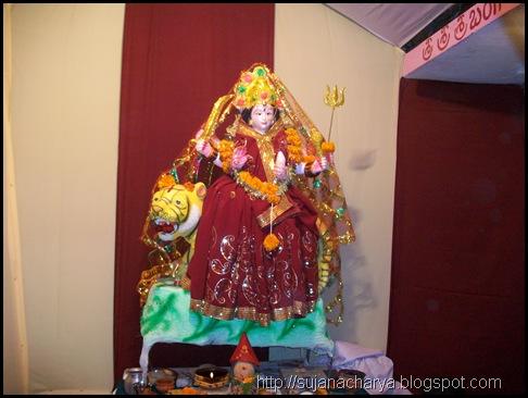 Red Durga