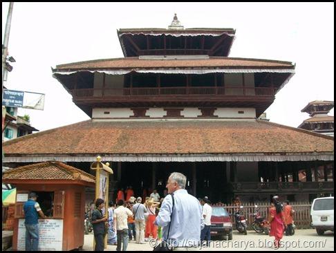 Kathmandu Durbar Square (1)