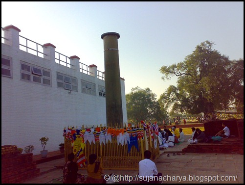 Lumbini-the birth place of Lord Buddha (5)