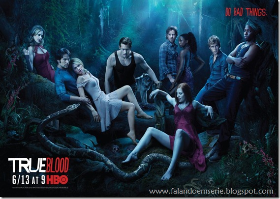 Elenco de True Blood