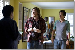 TERRIERS: L-R: Donal Logue as Hank Dolworth and Michael Raymond-James as Britt Pollack in TERRIERS premiering on FX. CR: Jessica Brooks / FX