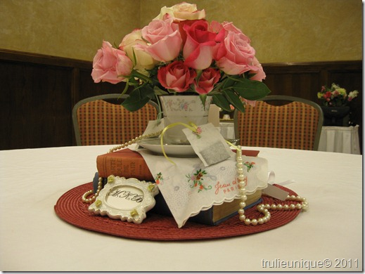 Shabby Chic, centerpieces, floral centerpieces,