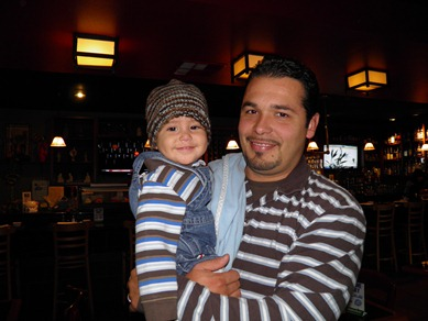 dad and gio 2.15.11