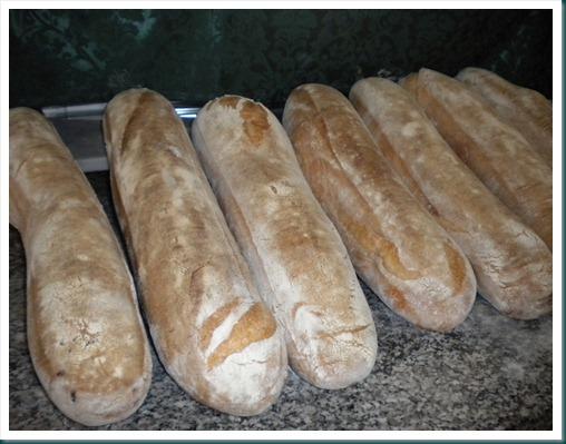 pane rustico pronto