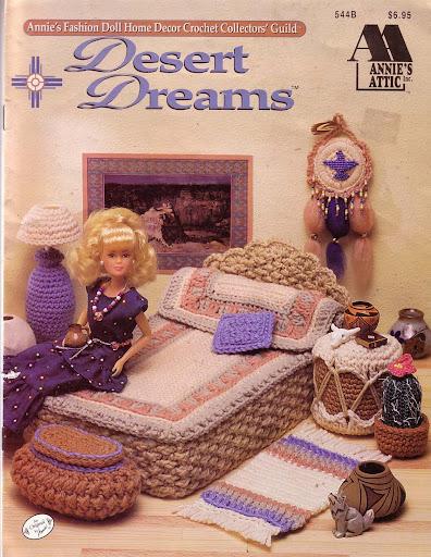 Мебель для кукол своими руками вязаная