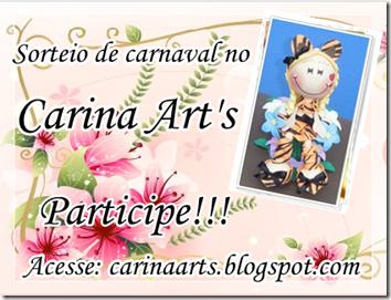 Banner Carina Arts