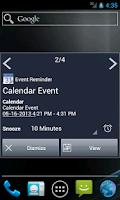 Screenshot of Notify - XP Theme