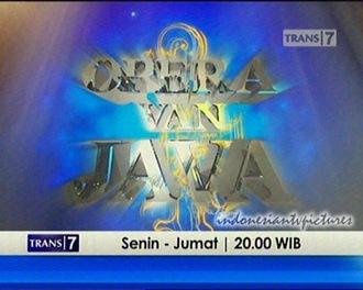 Opera Van Java Logo